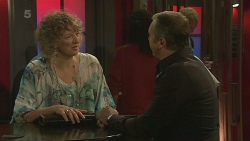 Jessica Girwood, Karl Kennedy in Neighbours Episode 6353