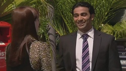 Summer Hoyland, Ajay Kapoor in Neighbours Episode 6358