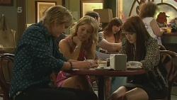Andrew Robinson, Natasha Williams, Summer Hoyland in Neighbours Episode 6358