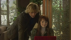 Andrew Robinson, Summer Hoyland in Neighbours Episode 6358