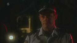 Const. Ian McKay in Neighbours Episode 6363