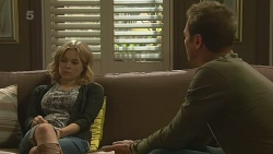 Natasha Williams, Michael Williams in Neighbours Episode 6363