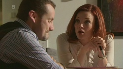 Toadie Rebecchi, Charlotte McKemmie in Neighbours Episode 6363