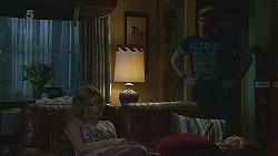 Natasha Williams, Chris Pappas in Neighbours Episode 6368