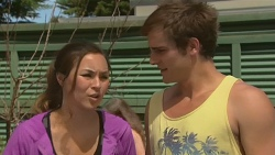 Jade Mitchell, Kyle Canning in Neighbours Episode 6373