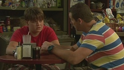 Callum Jones, Toadie Rebecchi in Neighbours Episode 6383