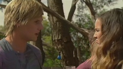 Andrew Robinson, Jade Mitchell in Neighbours Episode 6388