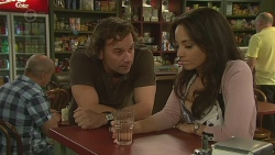 Lucas Fitzgerald, Vanessa Villante in Neighbours Episode 6388