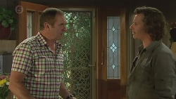 Karl Kennedy, Lucas Fitzgerald in Neighbours Episode 6393