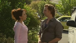 Vanessa Villante, Lucas Fitzgerald in Neighbours Episode 6393
