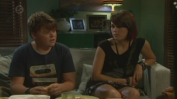 Callum Jones, Sophie Ramsay in Neighbours Episode 6393