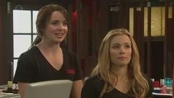 Kate Ramsay, Natasha Williams in Neighbours Episode 6398