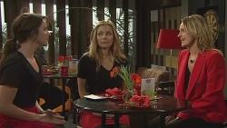 Kate Ramsay, Natasha Williams, Celeste McIntyre in Neighbours Episode 6398
