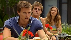 Rhys Lawson, Kyle Canning, Jade Mitchell in Neighbours Episode 6408