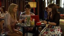 Natasha Williams, Chris Pappas, Summer Hoyland in Neighbours Episode 6408