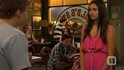 Callum Jones, Rani Kapoor in Neighbours Episode 6413
