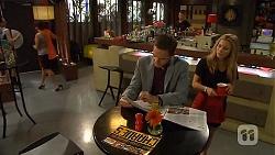 Paul Robinson, Natasha Williams in Neighbours Episode 6413