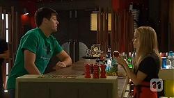 Chris Pappas, Natasha Williams in Neighbours Episode 6413