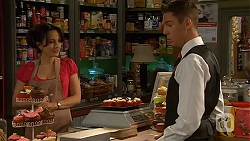 Vanessa Villante, Glen Darby in Neighbours Episode 6413