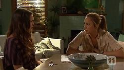 Jade Mitchell, Sonya Mitchell in Neighbours Episode 6413