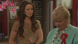 Kate Ramsay, Sheila Canning in Neighbours Episode 6416