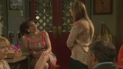 Vanessa Villante, Sonya Mitchell in Neighbours Episode 6416