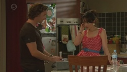 Lucas Fitzgerald, Vanessa Villante in Neighbours Episode 6416