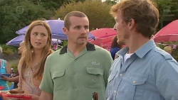 Sonya Mitchell, Toadie Rebecchi, Captain Troy Miller in Neighbours Episode 6417