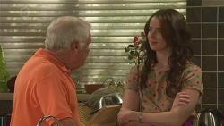 Lou Carpenter, Kate Ramsay in Neighbours Episode 6417