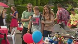 Toadie Rebecchi, Callum Jones, Sonya Mitchell in Neighbours Episode 6417
