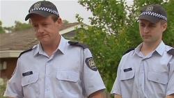 Const. Ian McKay in Neighbours Episode 6417