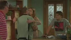 Karl Kennedy, Toadie Rebecchi, Sonya Mitchell, Callum Jones in Neighbours Episode 6417