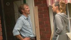 Captain Troy Miller, Jade Mitchell in Neighbours Episode 6418