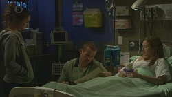 Jade Mitchell, Toadie Rebecchi, Sonya Mitchell in Neighbours Episode 6418