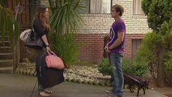 Jade Mitchell, Kyle Canning in Neighbours Episode 6419
