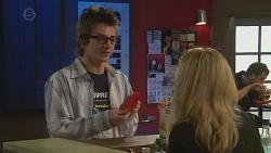 Ed Lee, Natasha Williams in Neighbours Episode 6420