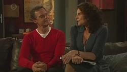 Paul Robinson, Zoe Alexander in Neighbours Episode 6420