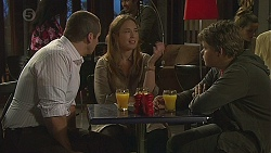 Toadie Rebecchi, Sonya Mitchell, Callum Jones in Neighbours Episode 6424