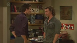 Rhys Lawson, Lucas Fitzgerald in Neighbours Episode 6425