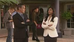 Paul Robinson, Priya Kapoor in Neighbours Episode 6425