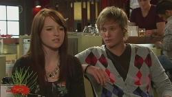Summer Hoyland, Andrew Robinson in Neighbours Episode 6425