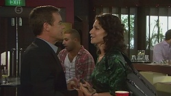 Paul Robinson, Zoe Alexander in Neighbours Episode 6426