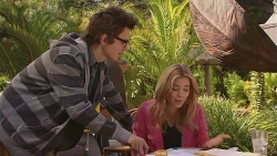 Ed Lee, Natasha Williams in Neighbours Episode 6427