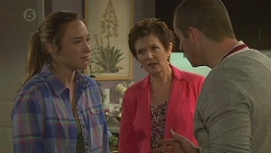 Sonya Mitchell, Susan Kennedy, Toadie Rebecchi in Neighbours Episode 6427