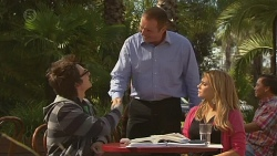 Ed Lee, Karl Kennedy, Natasha Williams in Neighbours Episode 6427