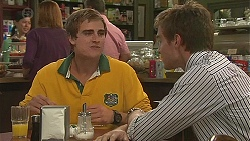 Kyle Canning, Rhys Lawson  in Neighbours Episode 6428