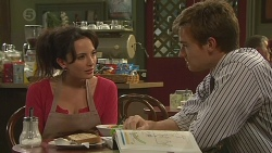 Vanessa Villante, Rhys Lawson  in Neighbours Episode 6428