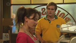 Vanessa Villante, Kyle Canning  in Neighbours Episode 6428