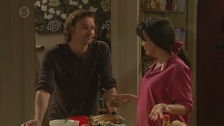 Lucas Fitzgerald, Vanessa Villante  in Neighbours Episode 6428