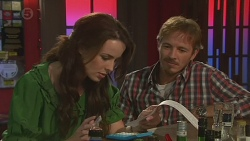Kate Ramsay, Captain Troy Miller in Neighbours Episode 6429